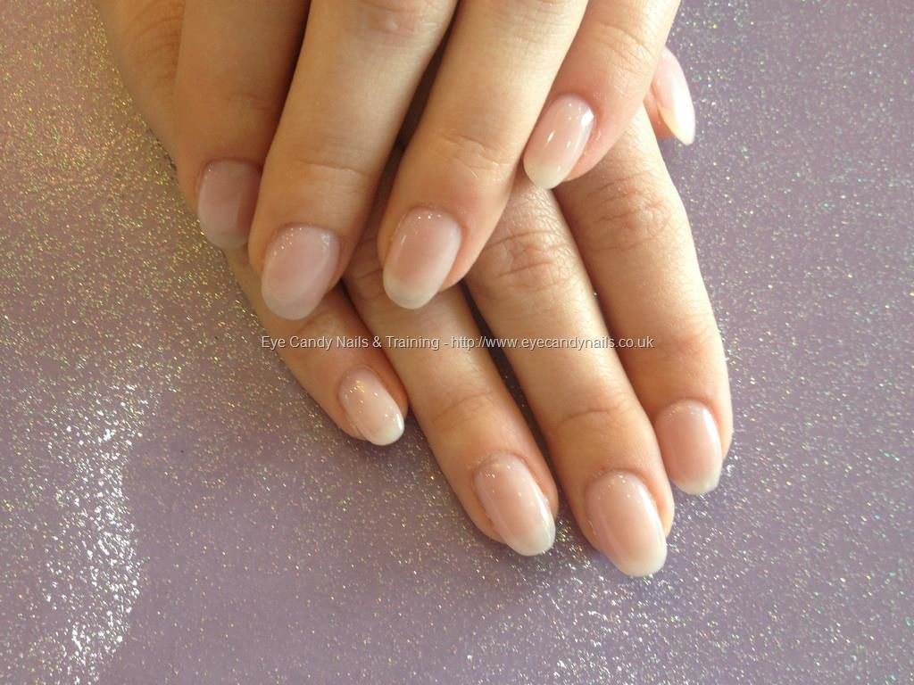 Natural gel overlay | nails | Pinterest | Gel overlay, Natural and ...