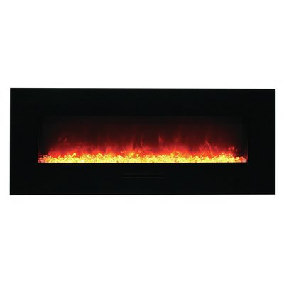 Amantii Wall Mounted Electric Fireplace Wall Mount Electric