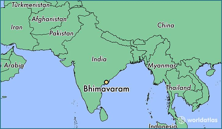 Where Is Bhimavaram India Where Is Bhimavaram India Located