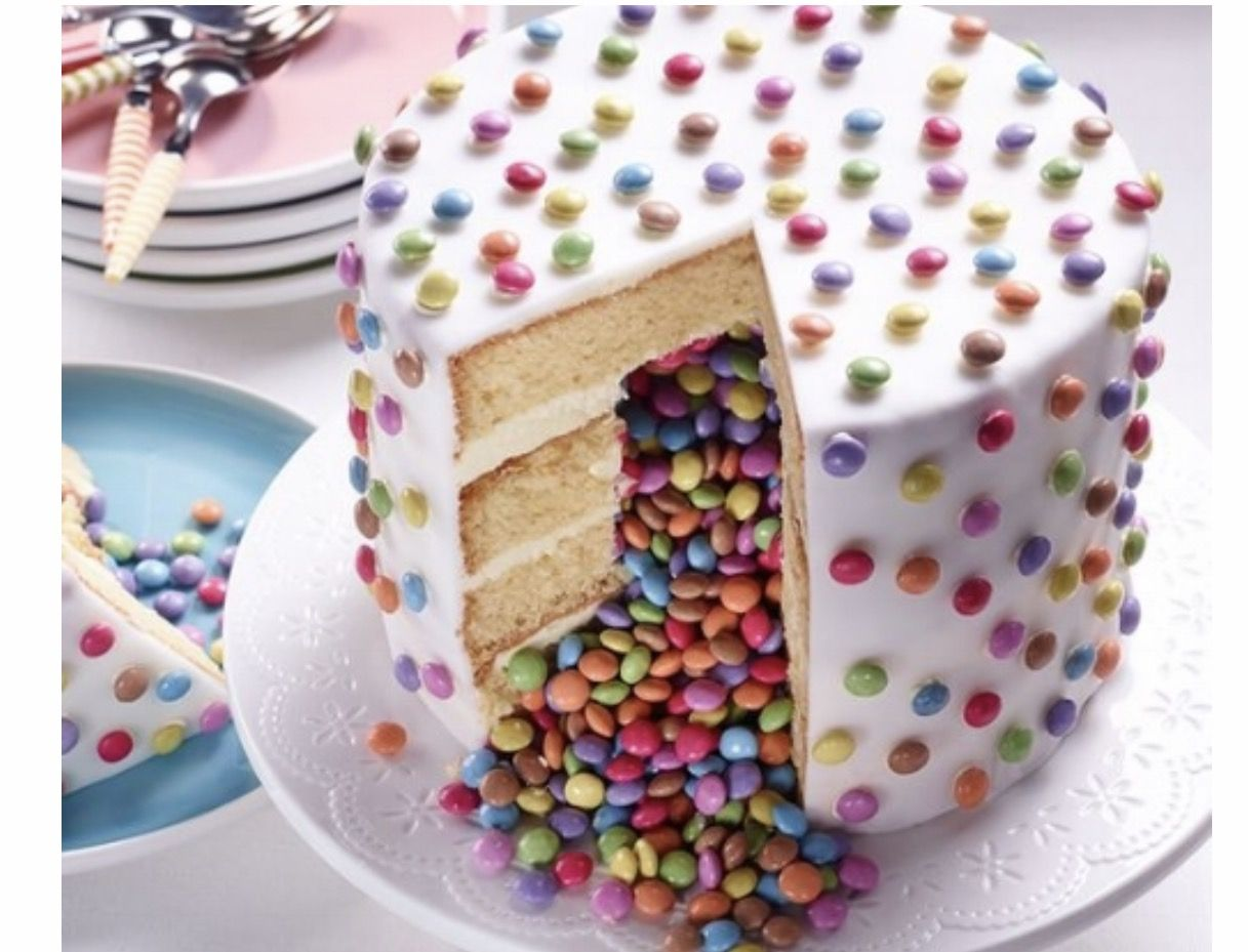 Pinata Kuchen | food | Pinterest | Leckere backrezepte ...