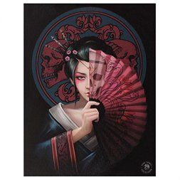 Mystical, Beautiful and Unique Japanese Wall Decor