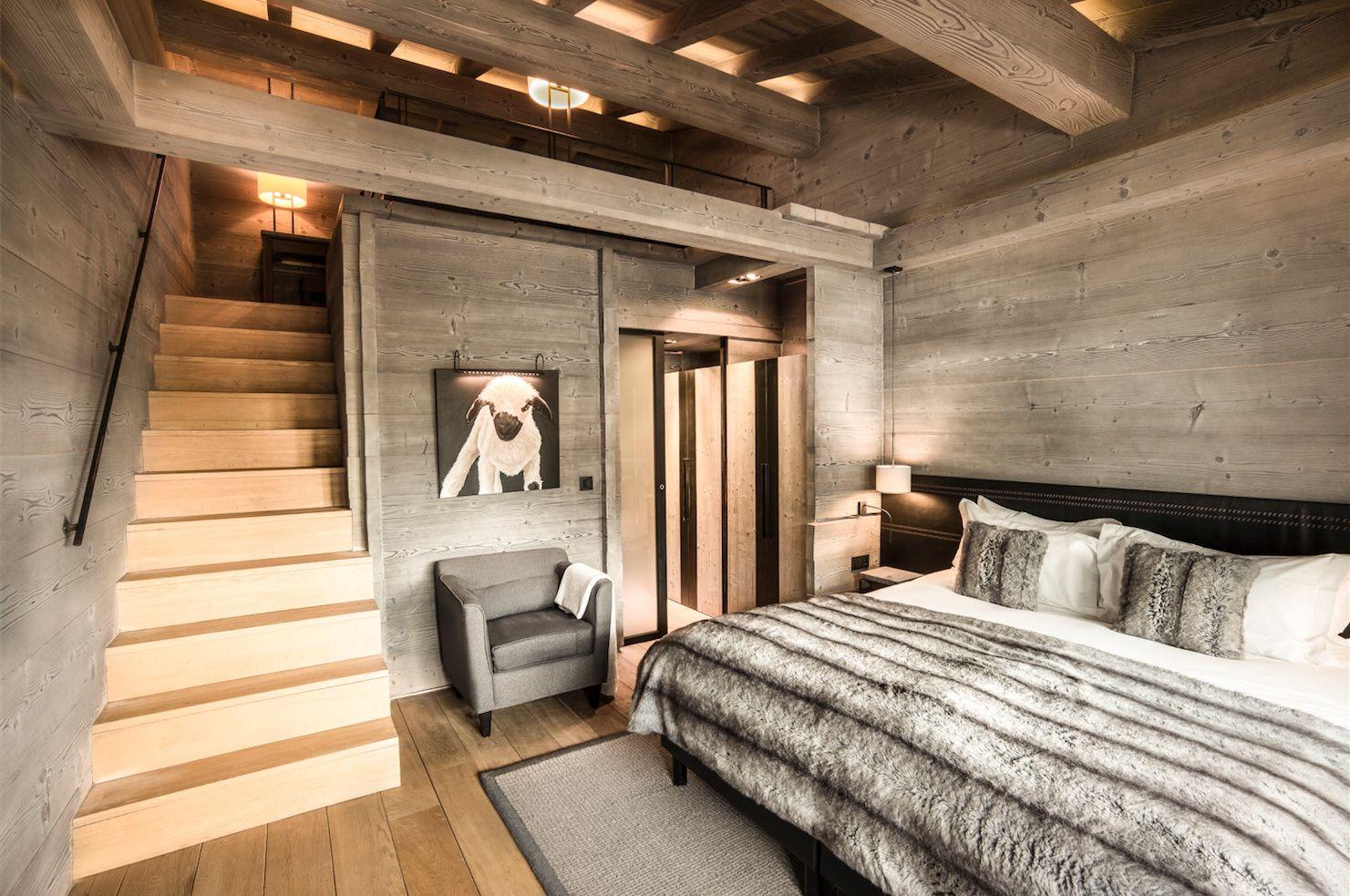 Hotel Alpaga, Megeve, France | Hotels STYLE | Pinterest | Hotel room ...