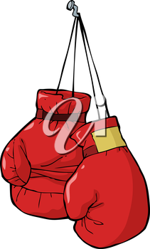Iclipartcom Mobile Royalty Free Clipart Image Of Boxing Gloves