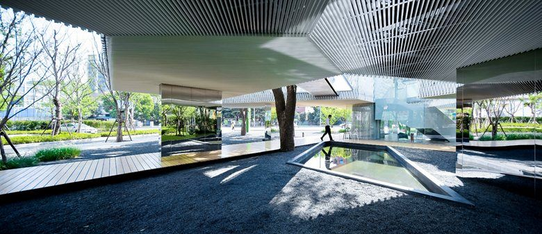 Huaxin Business Center - Picture gallery