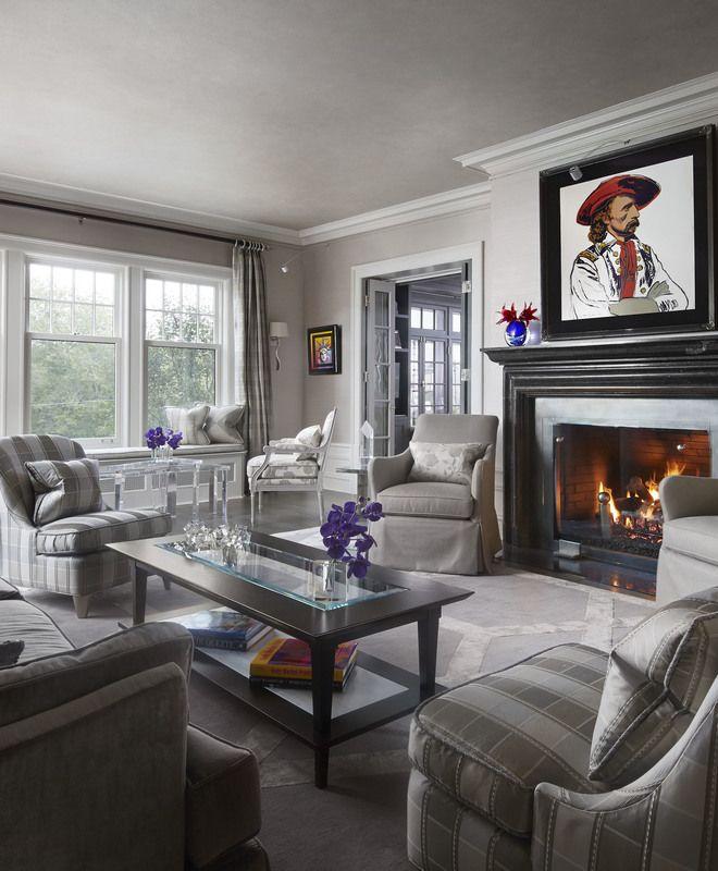 Living Hall Interior Design: Transitional+Living+Room+