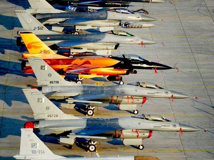 Pak air force...