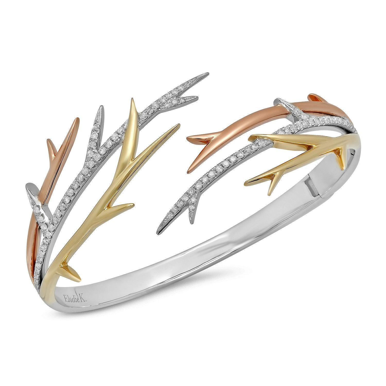 Thorn Cuff Bracelet