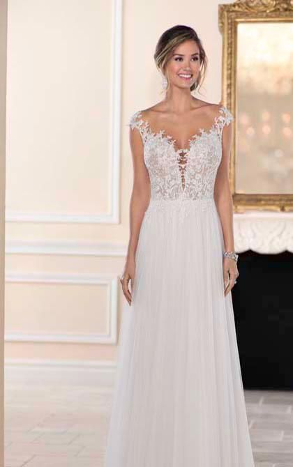f13ad7c64be Stella York  6490. Available at It s Your Day Bridal Boutique. 1661 Front  Road