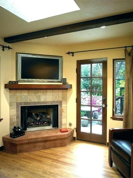 Tv Fireplace Ideas Corner Fireplace Corner Fireplace Ideas Corner
