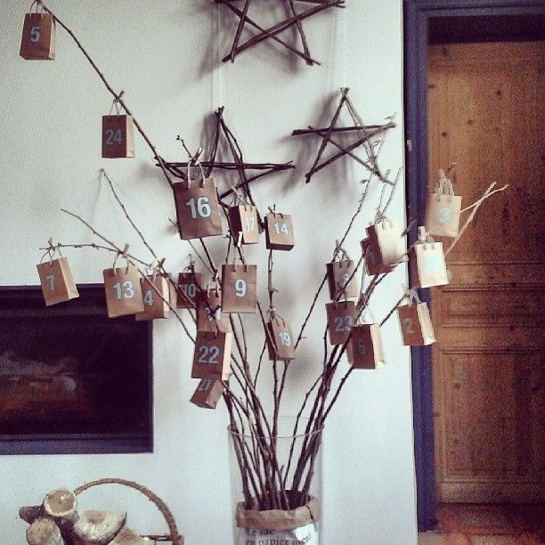 Advent Calendar Calendarios de adviento Pinterest Advent