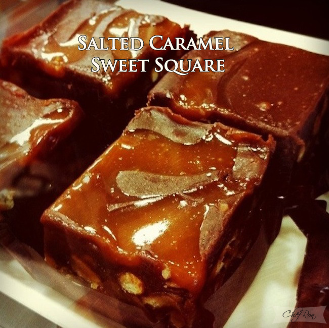Salted Caramel Sweet Square ~ Says: copycat recipe for ...