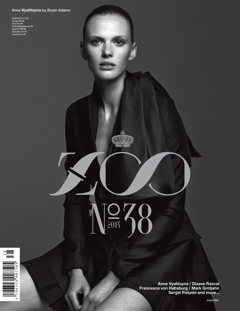 Zoo Magazine S/S 13 Cover (Zoo Magazine)   Zoo magazine