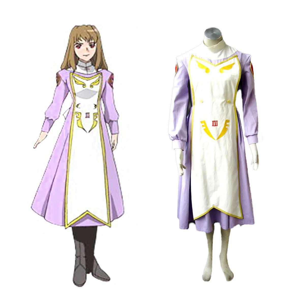 My-Otome Shizuru Viola Cosplay Costumes Deluxe Edition