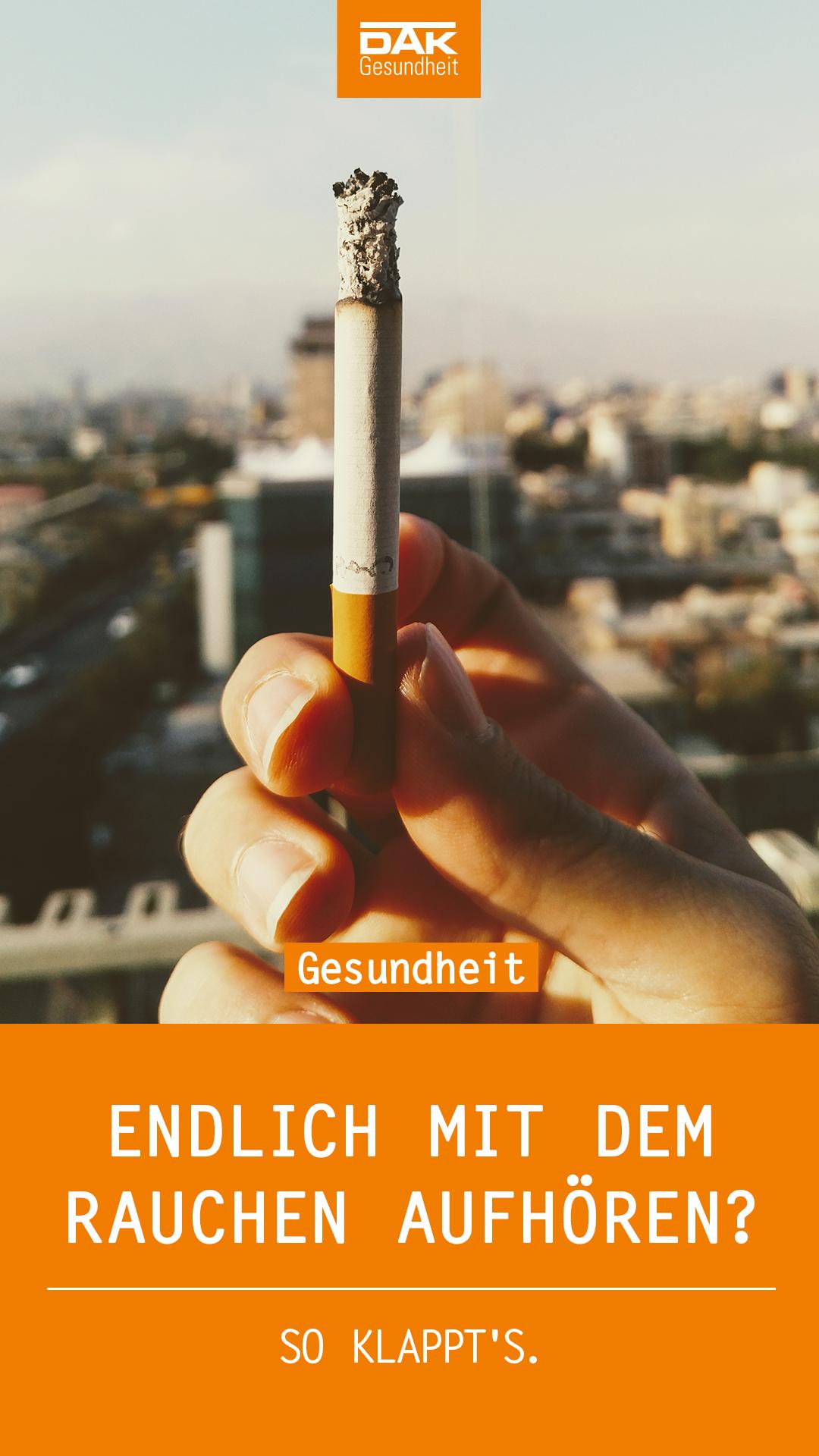 Rauchen Ist Eine Gute Angewohnheit