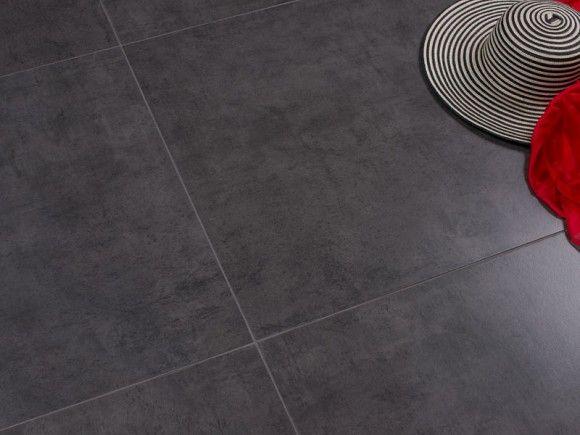 Cement Charcoal Floor Tile Ctm Tile Floor Flooring Cement Tile