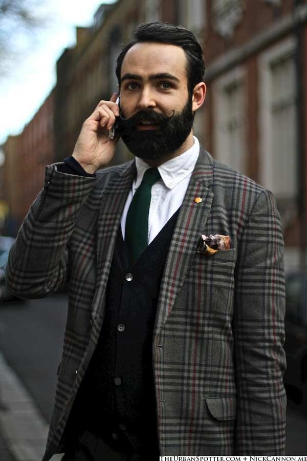 Sensational 1000 Images About Beards On Pinterest Shave It Men39S Style And Short Hairstyles For Black Women Fulllsitofus