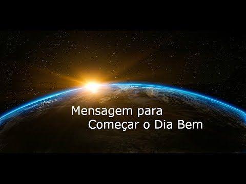 Mensagem motivacional para começar o dia bem - Washington Luiz Rodrigues