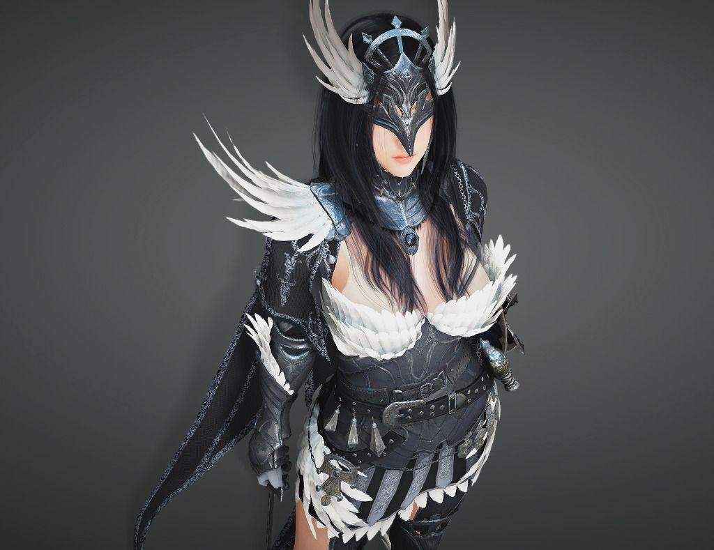 Venslar Costume – BDO Fashion | Women in arms | Valkyrie