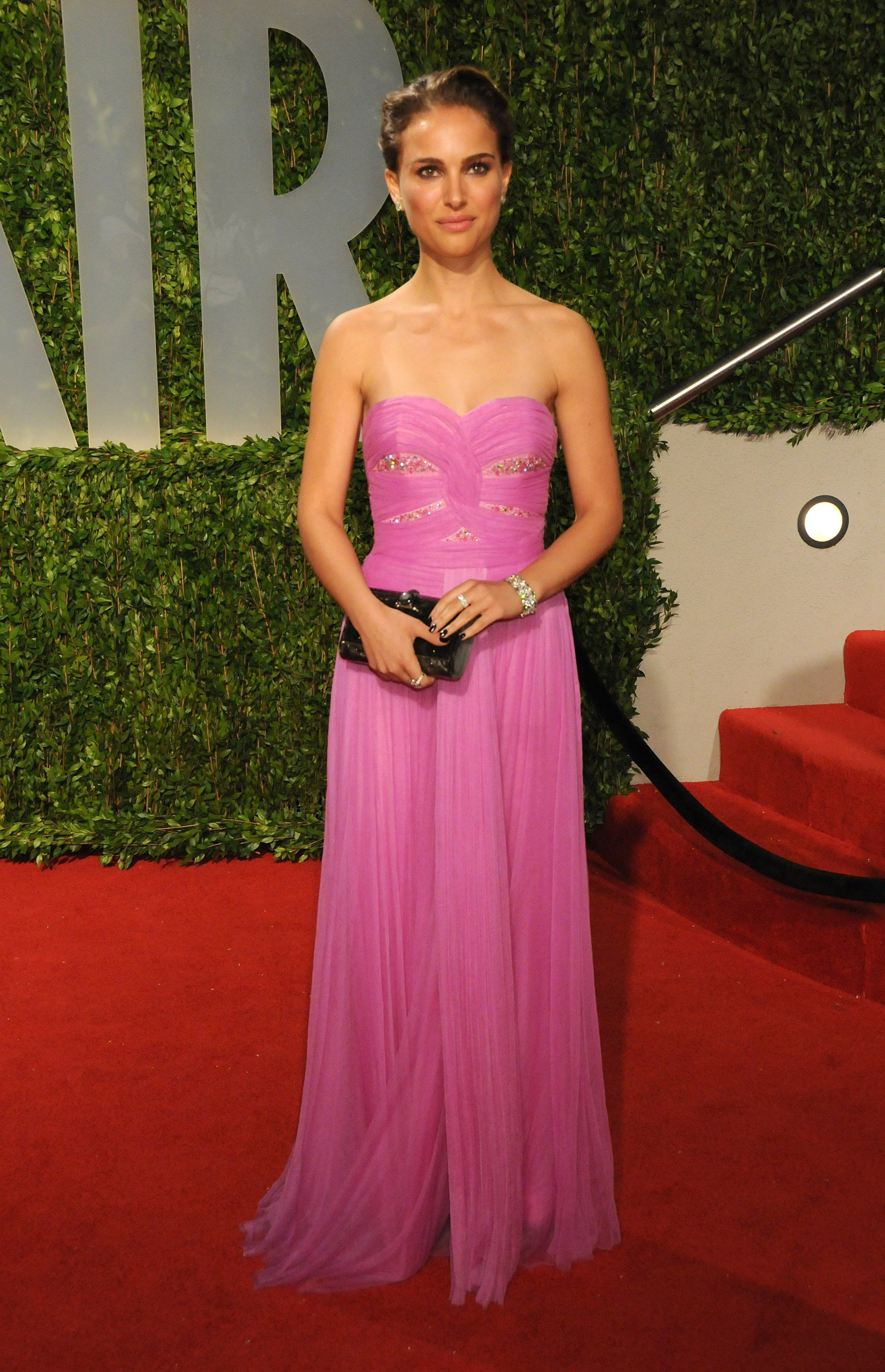 Natalie Portman one of my favorite red carpet dresses of all time ...