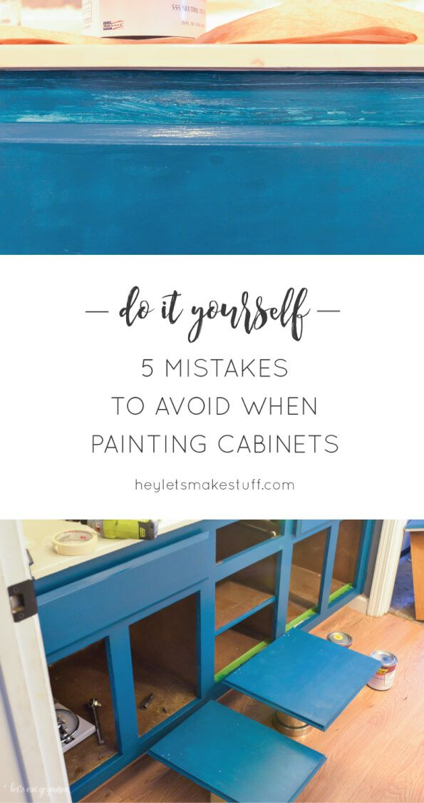 Kitchens · Make Painting Your Cabinets ...