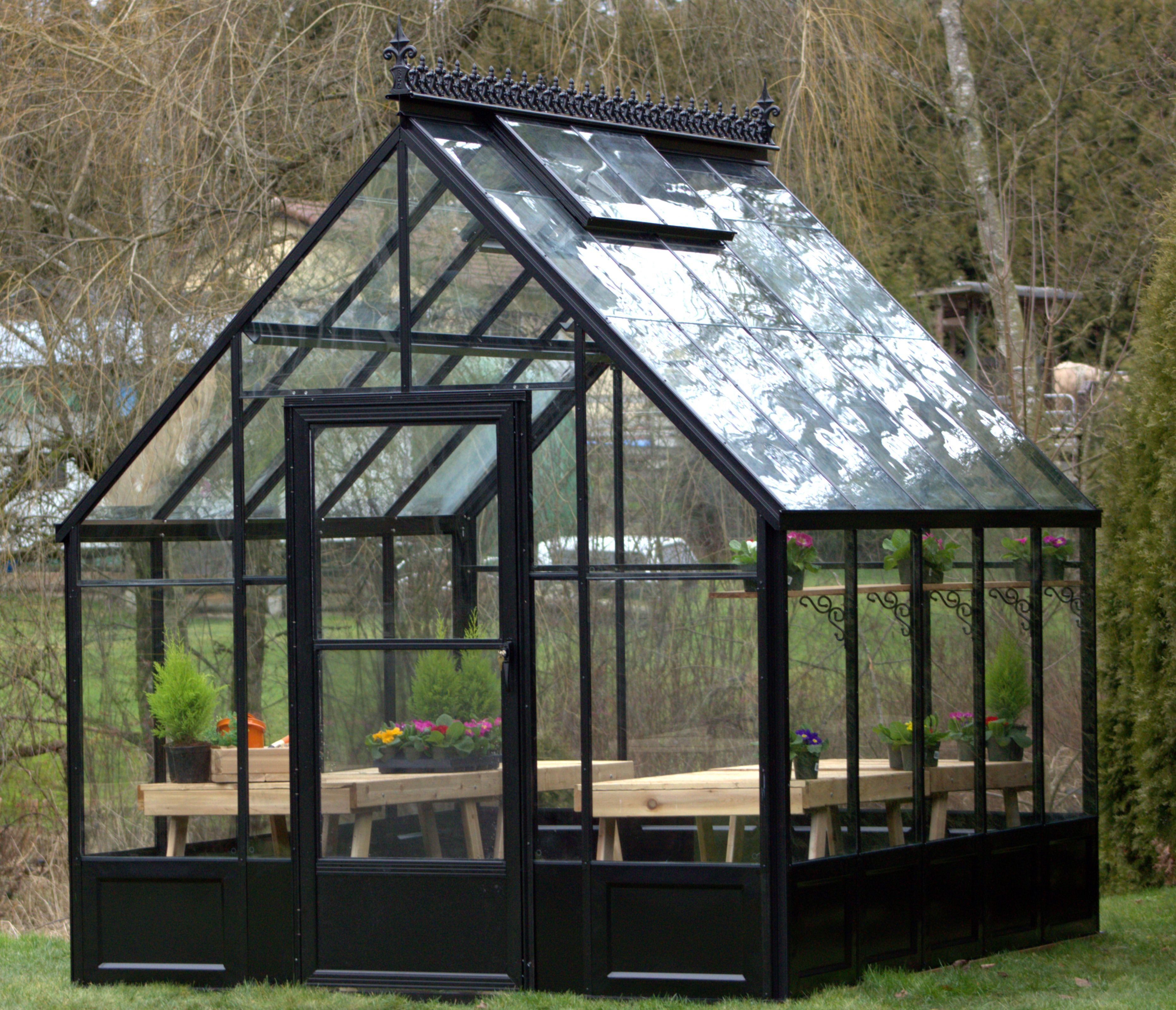 Acadian greenhouse advance greenhouses diy greenhouse