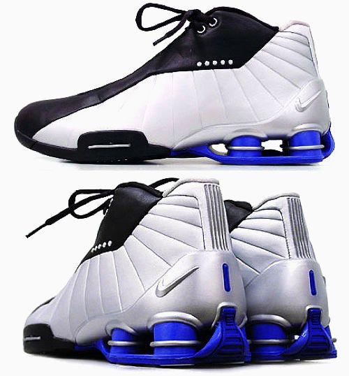 san francisco 304e7 f73f4 Nike Shox BB4 Vince Carter Retro