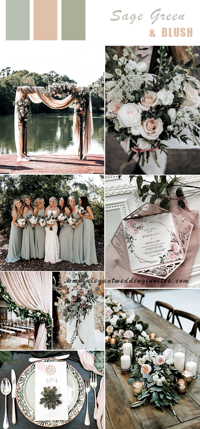 6 Summer Wedding Color Ideas Brides Can Try In 2021 6 summer wedding color ideas brides can try in