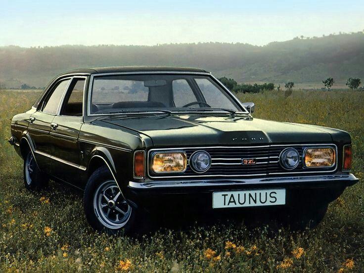 1976 Ford Taunus Klasik Arabalar Ford Arabalar