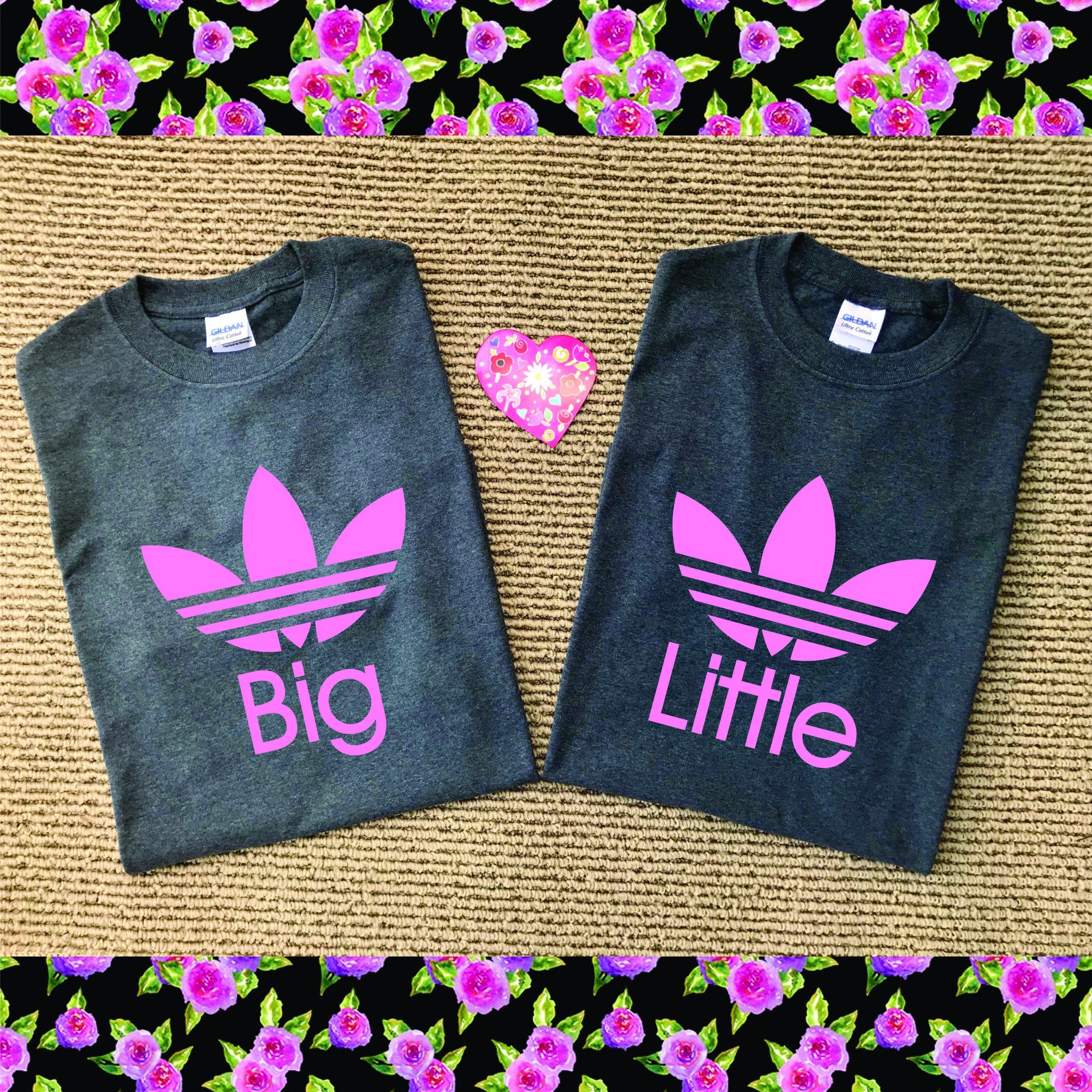 Big Little shirts || Big Little Reveal || Yin Yang || Sorority Sisters || Greek Life || Sorority Family || Cheer Sisters #biglittlereveal