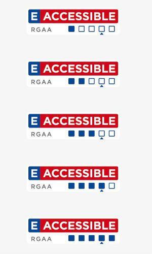 E-Accessible-niveaux