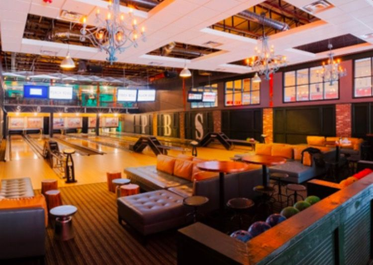 Punchbowl Social Denver Restaurants Bowling Punch Bowls