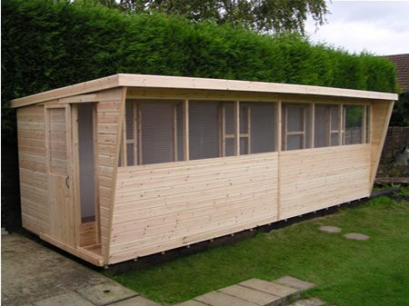Image detail for deluxe pigeon loft we 39 re free for Pigeon coop ideas