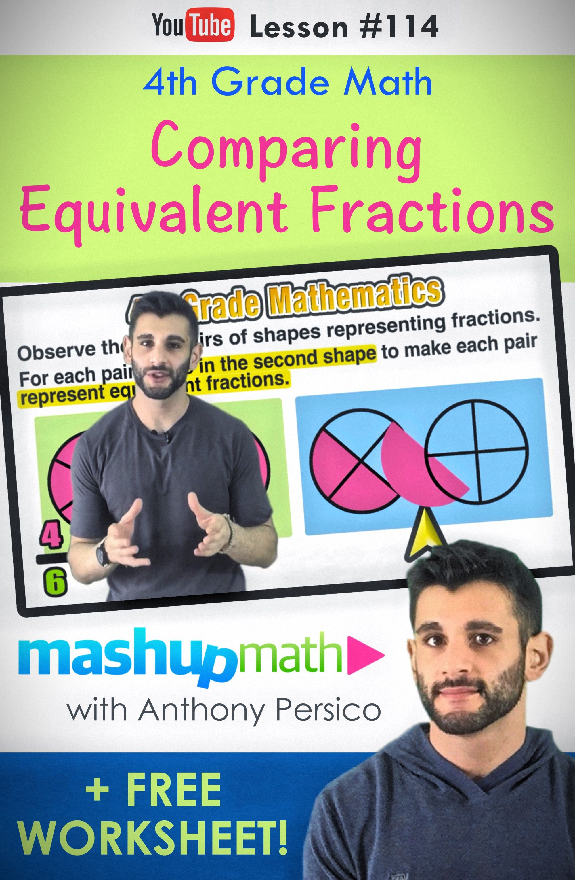 Learn math with our library of 100+ FREE video lessons on