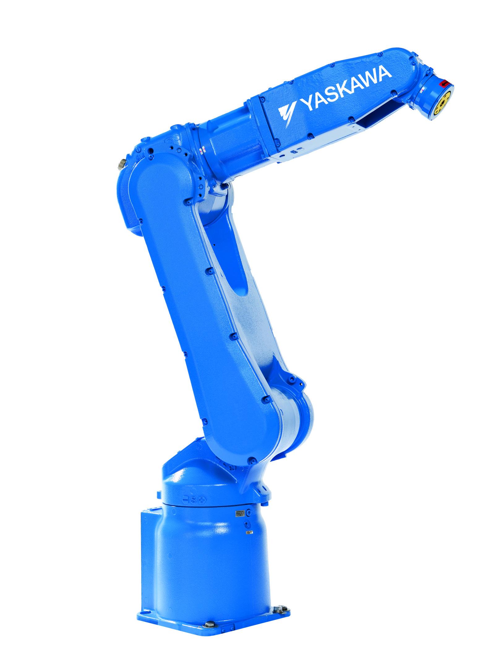 Industrial Robot Yaskawa Motoman MH5 | Robotics and Engineering