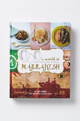 This is the IDEAL look of the cookbook: something so whimsical and visually appealing that you wouldn't simply buy it for the recipes, but for the imagery. I like the typefont and the use of illustration within the title. I also like the hints of culture on the lower half. However I would like to make my book more people-focused. The squares of pictures of food are appealing, but I would like them next to pictures of women smiling and cooking as well