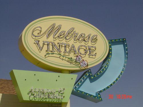 Melrose Vintage Phoenix,AZ
