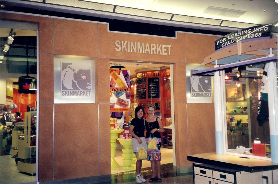 Skinmarket! I loved this store. My best friend and I used