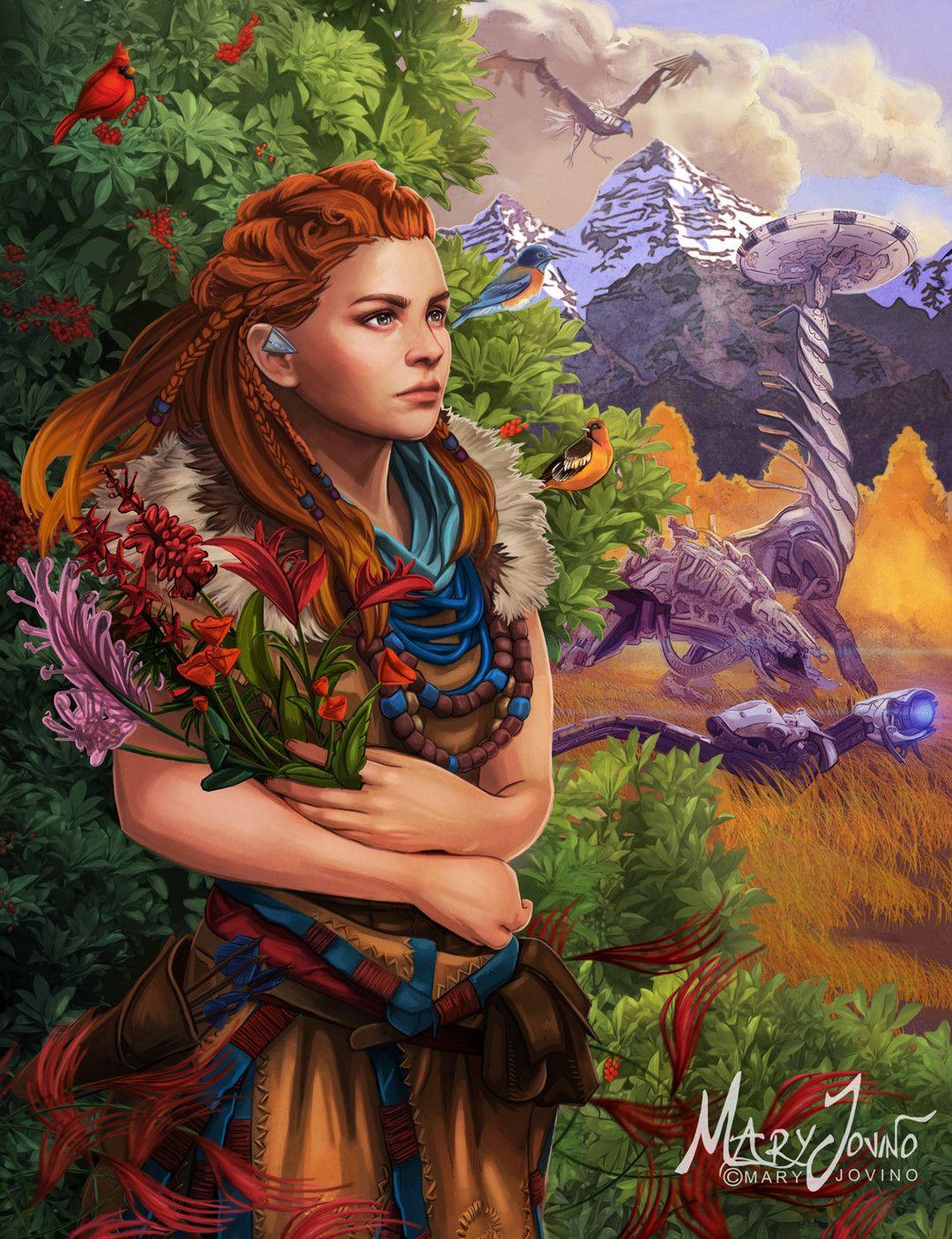 The Wild Future, Mary Jovino