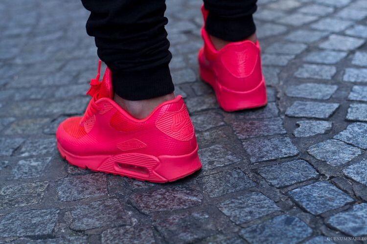 Fluor pink nike air max ❤️