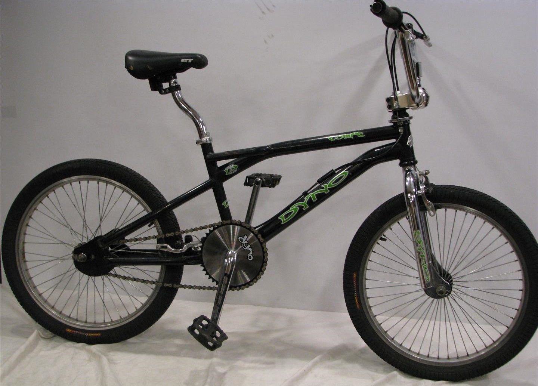 Dyno Compe GT 1990's All Original BMX Bike Hoop D Tires