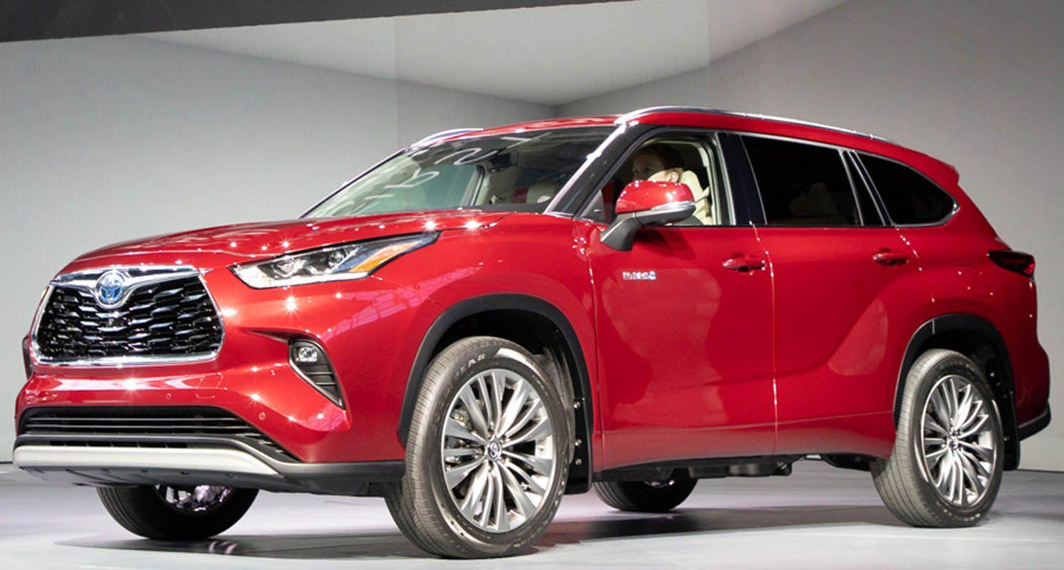 تويوتا هايلاندر 2020 الجديدة كليا التطور العصري والعراقة المتفوقة في أس يو في واحدة موقع ويلز Toyota Highlander Toyota Awd