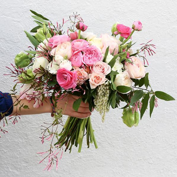 Bridal Bouquet by Hilary Horvath