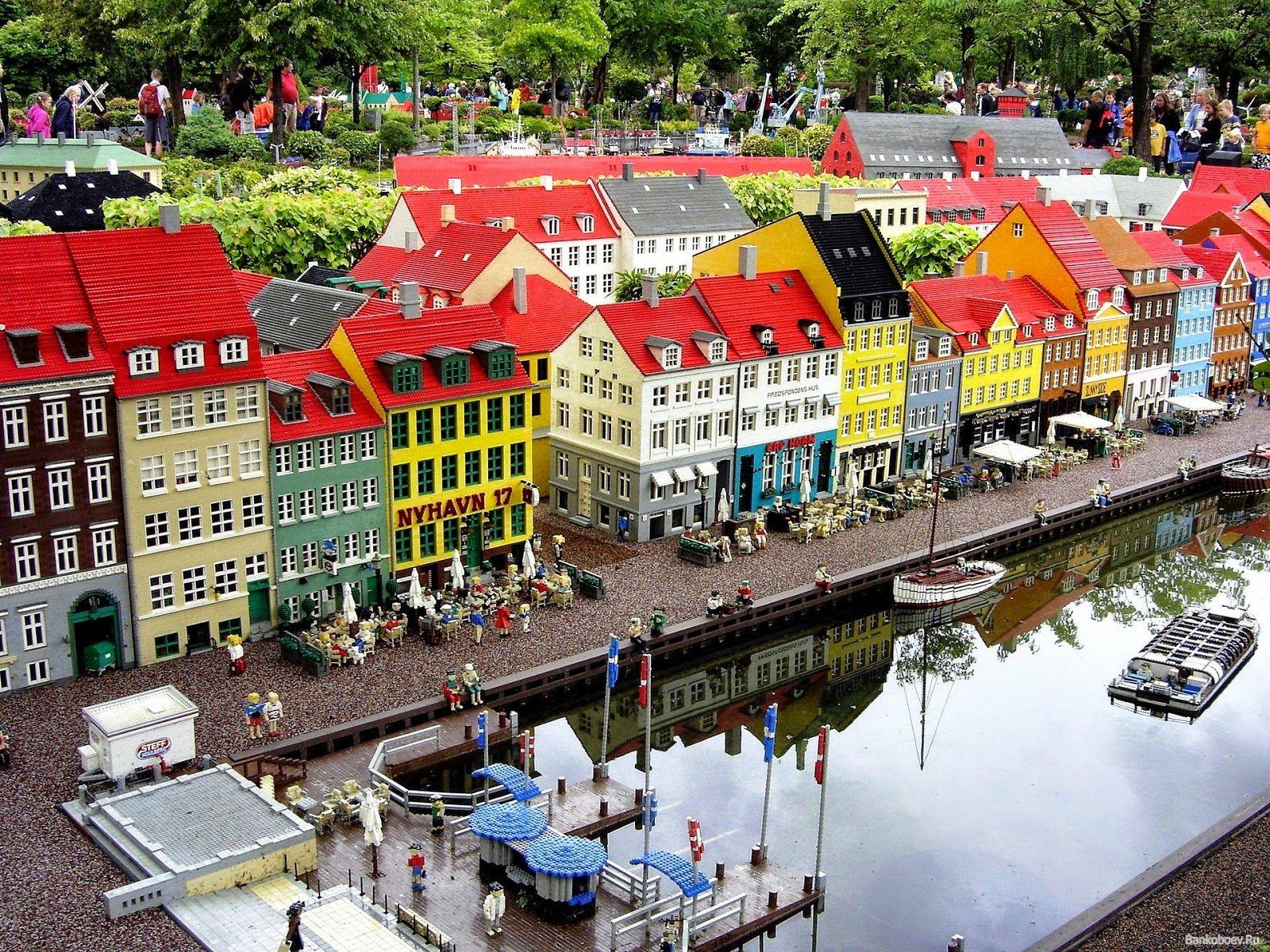 Legoland Billund (Billund Denmark) Legoland, Denmark