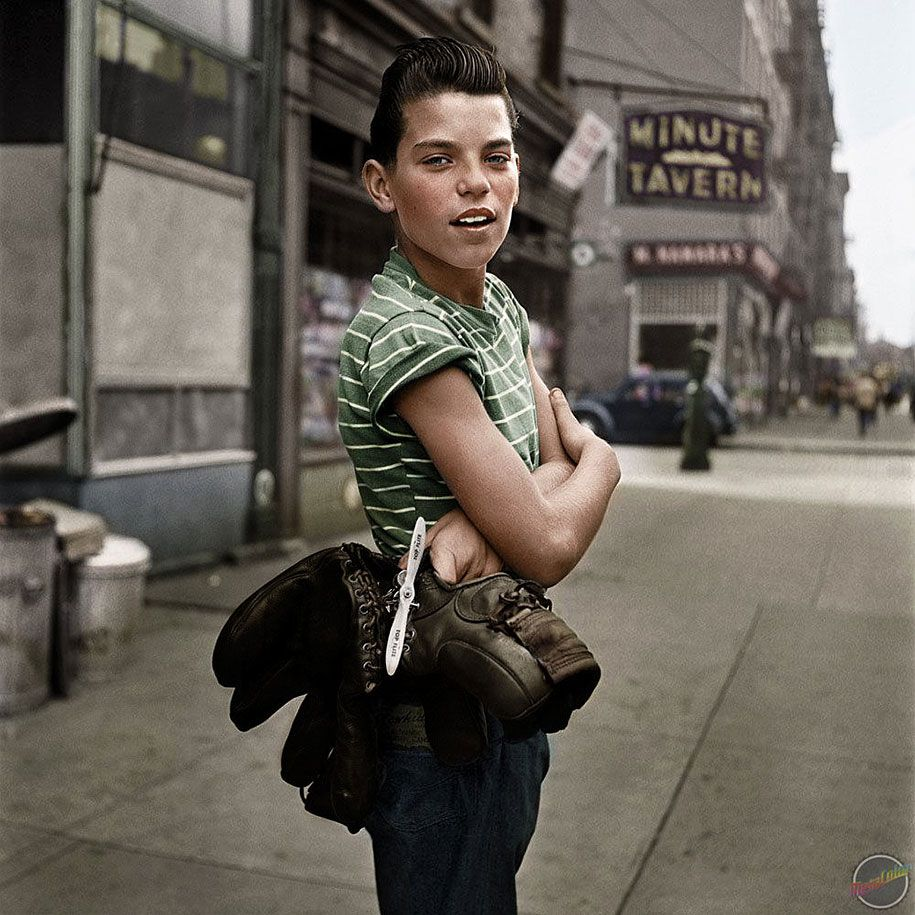 Historic Black And White Photos Colorized