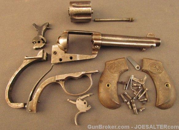 1877 ANTIQUE AMMUNITION CALIBER GUN CARTRIDGE FACTORY