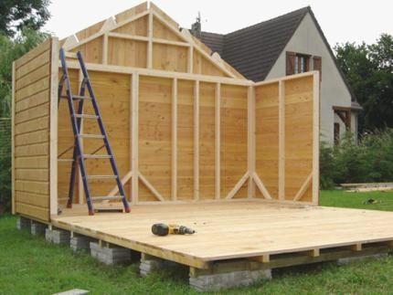 Awesome Plan Abri De Jardin Gratuit Images Amazing House Design ...
