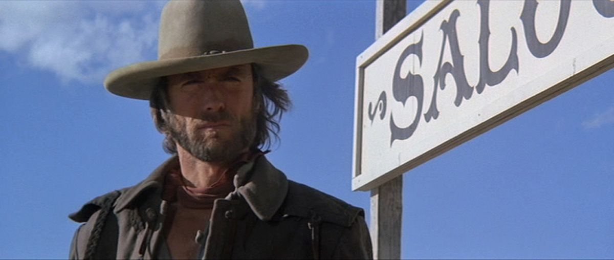 You gonna pull those pistols, or whistle dixie?"