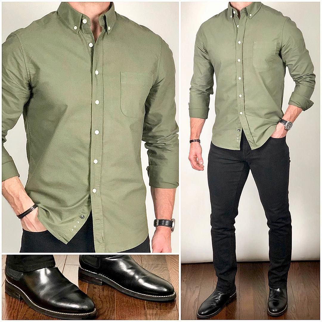 Get The Perfect OOTD Look – ♡Men's fashion♡