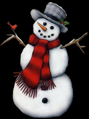 Christmas snowman clip art bonhomme de neige pinterest - Clipart bonhomme de neige ...