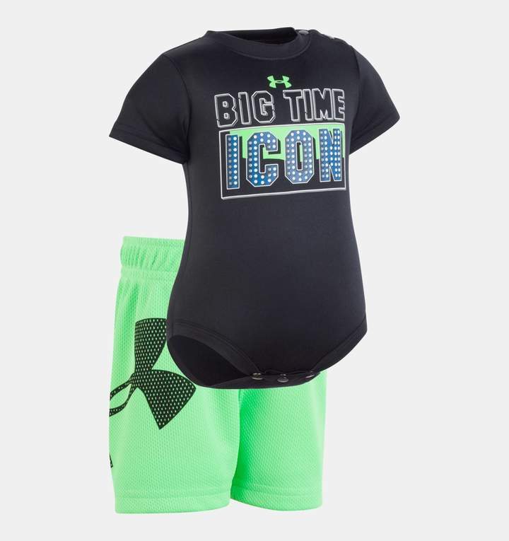 3360d8d556 Under Armour Boys' Newborn UA Big Time Icon Set   Products   Time ...